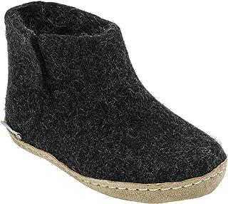 Glerups Kids GG-01 - Felt Boots Grey