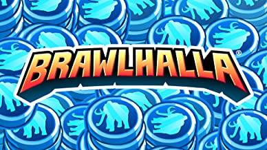 Brawlhalla - 140 Mammoth Coins - Nintendo Switch [Digital Code]