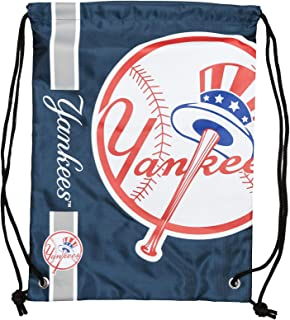 Forever Collectibles Top Hat Drawstring Backpack for MLB New York Yankees 26ad330a73fa8