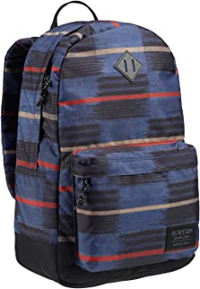 Burton Snowboards Unisex Kettle Pack Luggage, Checkyoself Print, Dimensions: 42cm x 29cm x 15cm, Volume: 20L, Durable Fabrication