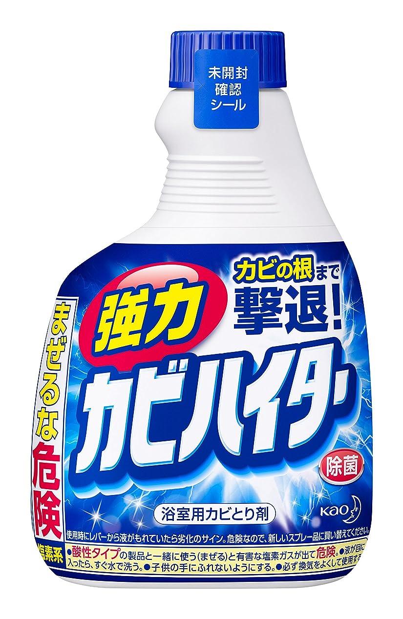 ガイドフットボールお風呂を持っている強力カビハイター バス用洗剤 つけかえ用 400ml
