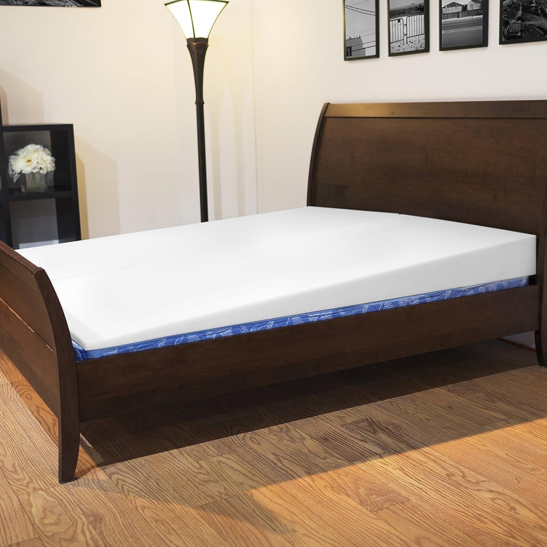 Avana Mattress Elevator - Under Bed 7-Inch Over item handling Incline Cheap bargain Foam Support