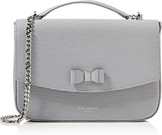 Ted Baker London Danieel, Bolso cruzado para Mujer, MID-GREY, One Size