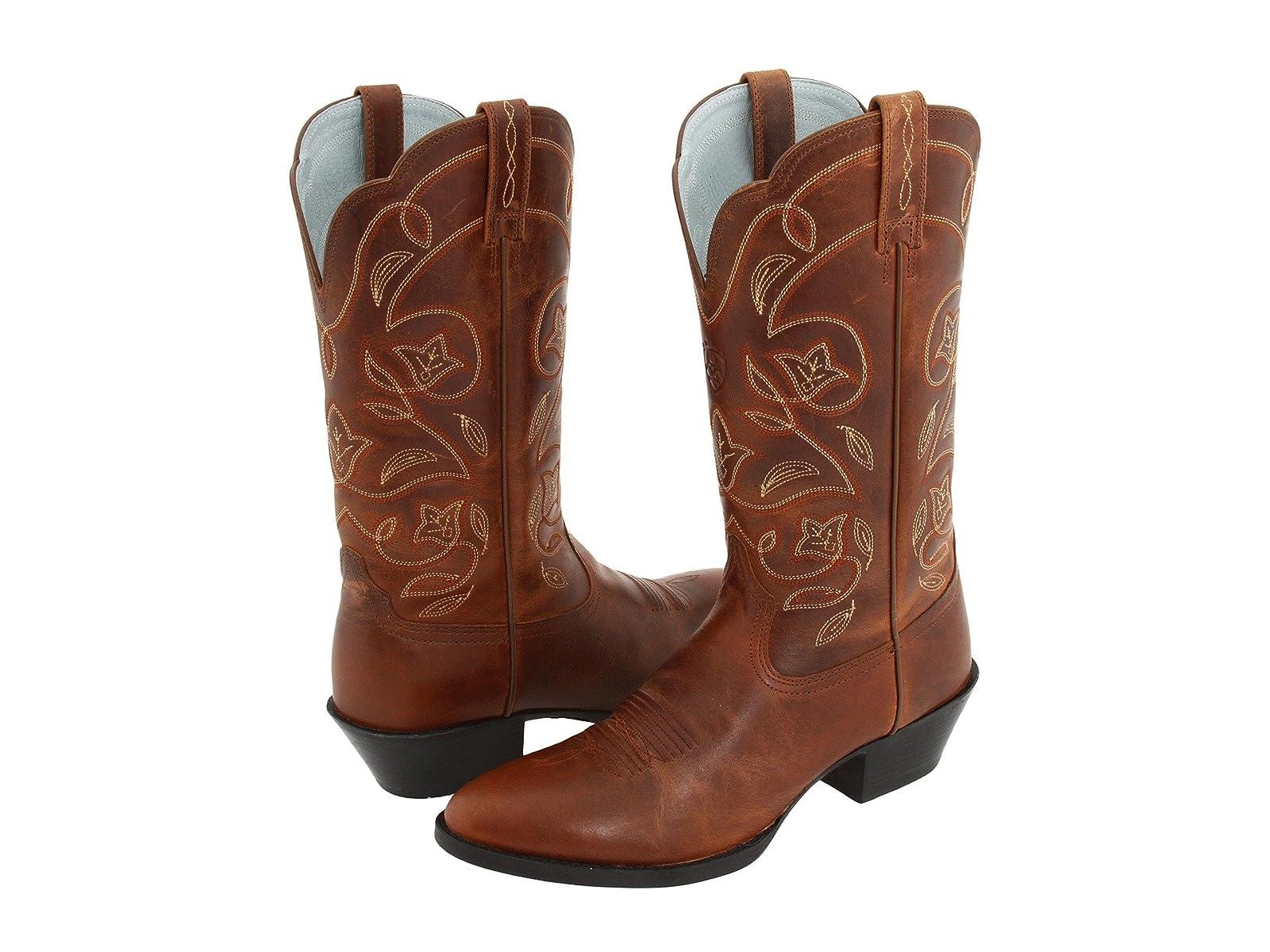 Man's/Woman's:Ariat Western Western Western Heritage: Wear resistant abaef4