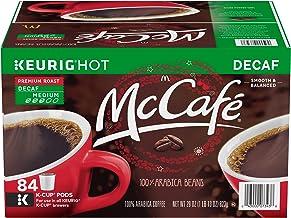McCafé Decaf Premium Medium Roast K-Cup Coffee Pods (84 Pods)