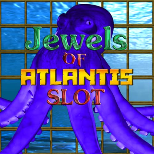 JEWELS OF ATLANTIS Slot Machine