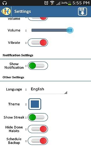 『iPro Habit Tracker - Sale』の9枚目の画像