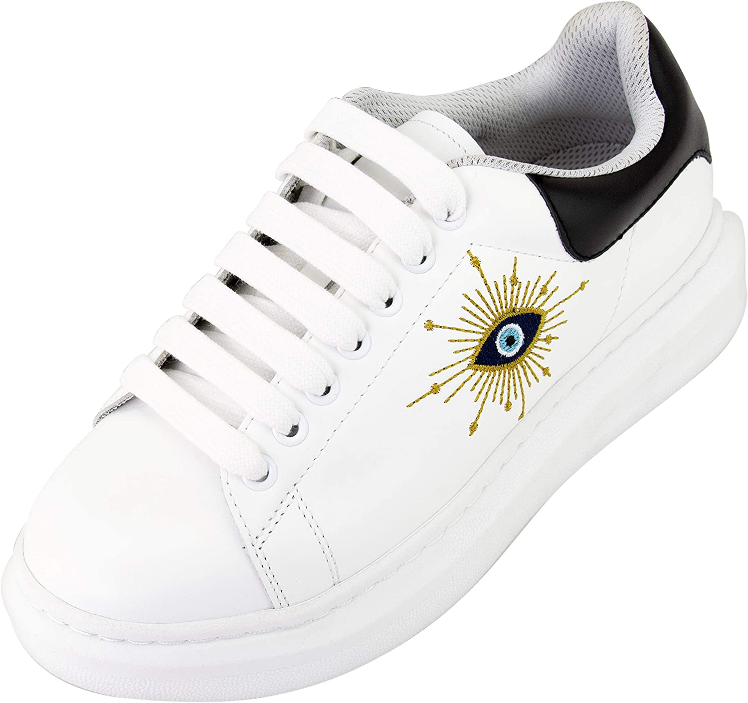 CHI Graphene Ultra-Cheap Deals Fashion Sneakers with hand-stitched Financial sales sale embroidery of t