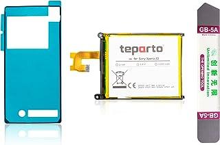 teparto batería para Sony Xperia Z2Incluye: Pegamento para Back Cover y herramientas