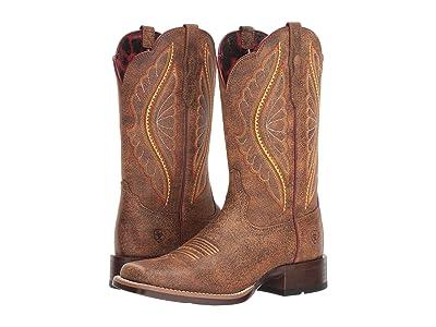 Ariat Primetime (Vintage Bomber) Cowboy Boots