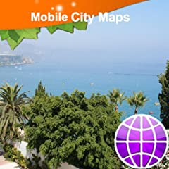 Access complete street maps without a network Find your way around Nerja Avoid slow connections and roaming charges