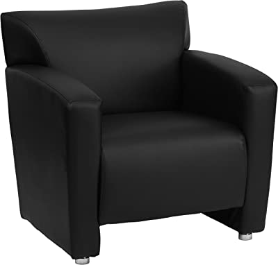 Flash Furniture HERCULES Majesty Series Black LeatherSoft Chair