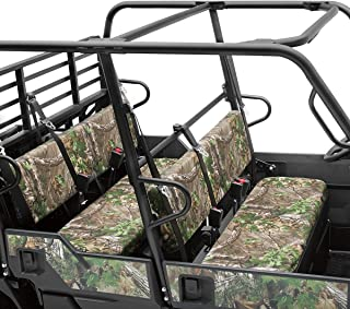 2015-2020 KAWASAKI MULE PRO-FXT DXT FX DX CAMO REALTREE GREEN SEAT COVER KAF080-039