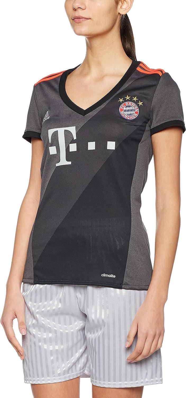 Adidas Damen Fc Bayern München Auswrtstrikot Replica