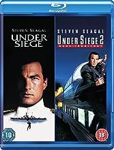 Under Siege/Under Siege 2 - Dark Territory [Blu-ray] [2017] [Region Free]