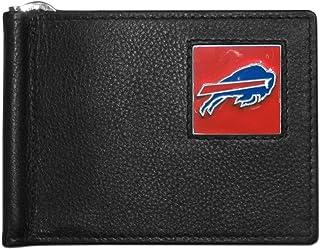 Siskiyou NFL Leather Jacobs Ladder Wallet