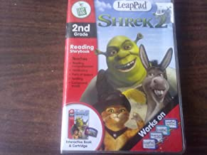 SHREK 2 Reading Storybook & Cartridge