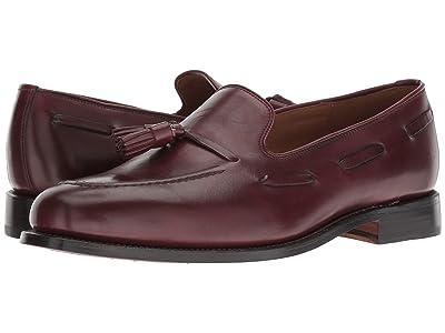 Robert Talbott Berkeley (Burgundy Leather) Men