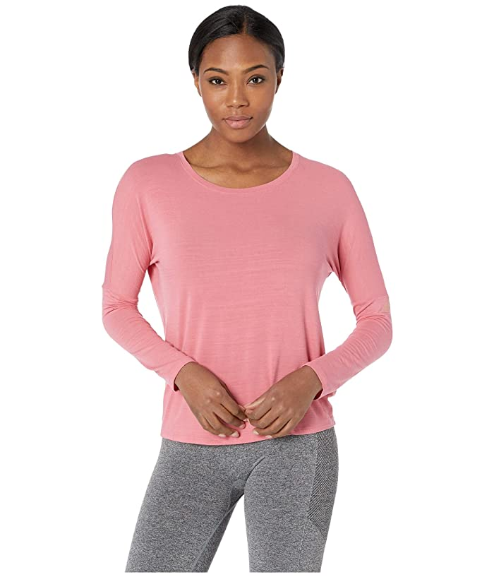 SKECHERS Performance Reformer Long Sleeve Top (Fuchsia) Women