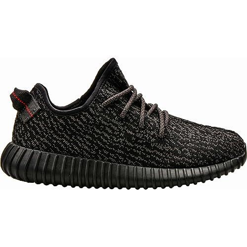 adidas Yeezy Boost 350 Pirate Black Mens Style  AQ2659-Pir Blk Pir Blk 72113edd4