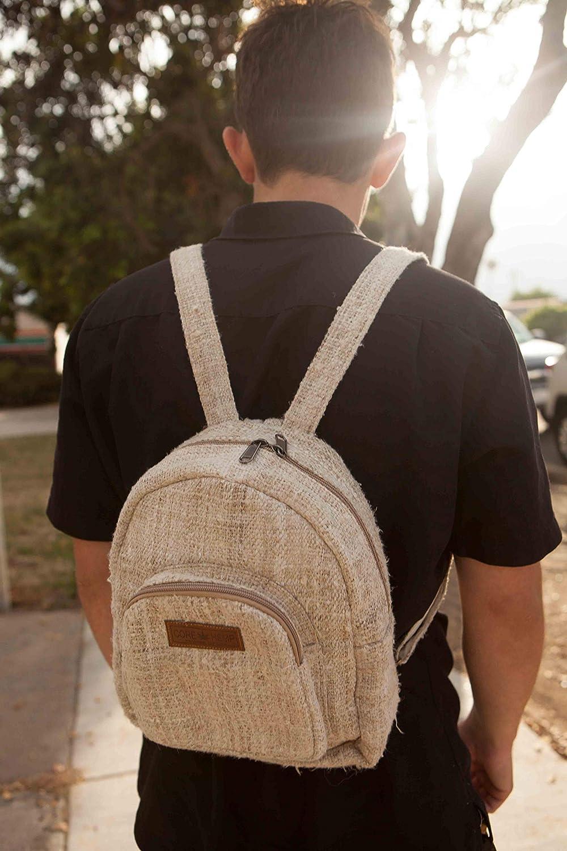 Core Hemp Mini Backpack Blue