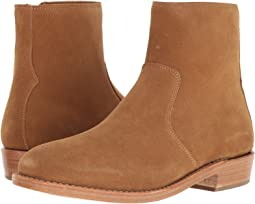 COACH West Suede Zip Boot