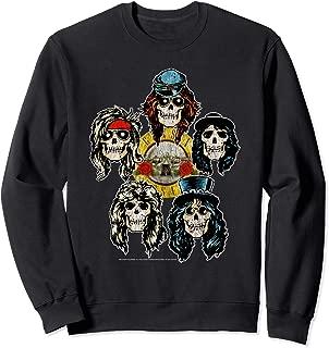 Guns N' Roses Vintage Heads Sweatshirt