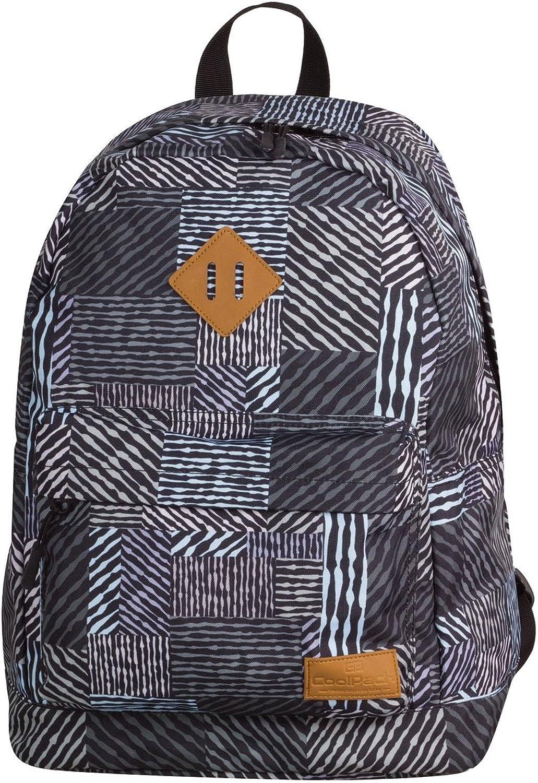 Prime Schulrucksack Rucksack 25 L Bag Backpack Monochromatic[006] B06WW5HMC3    Hervorragende Eigenschaften 75ab33