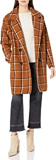 Steve Madden Women's Wool Fashion Coat
