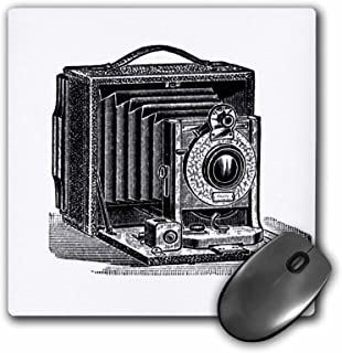 old fashioned camera drawing