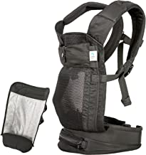 Blooming Airpod Baby Carrier (Black Carrier with Infant Insert)