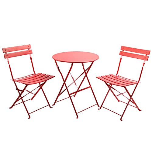 Enjoyable Small Outdoor Bistro Table Amazon Com Home Interior And Landscaping Ferensignezvosmurscom