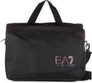 emporio armani ea7 mochila bolso de hombre nuevo negro 86c