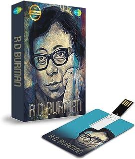 Music Card: R D Burman 320 Kbps Mp3 Audio