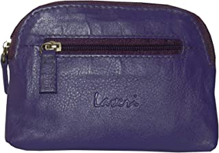 Laveri Leather For Unisex - Zip Around Wallets