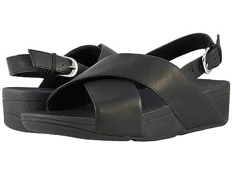 FitFlop Lulu Cross Sandals 3Qa85