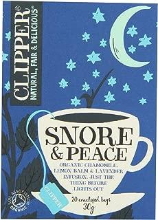 Clipper - Snore & Peace | 20 Bag