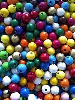 1 Metallanhänger 23mm neu Perlen 5460