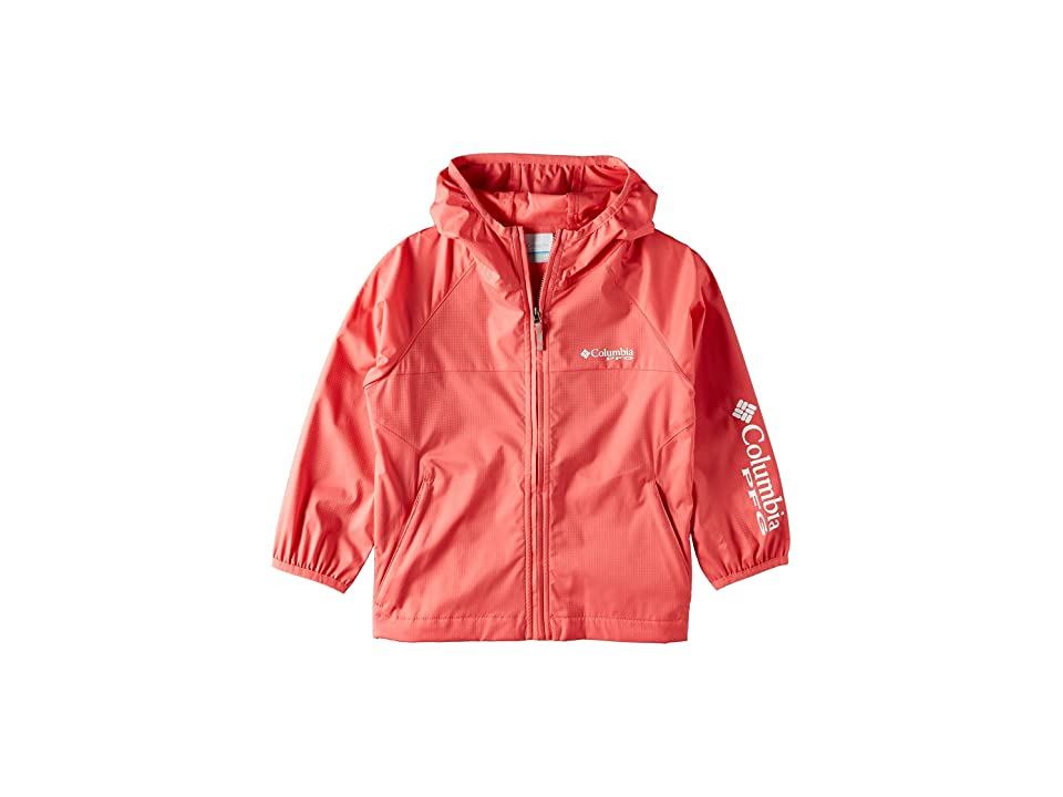 Columbia Kids Tamiamitm Hurricane Jacket (Little Kids/Big Kids) (Bright Geranium) Girl