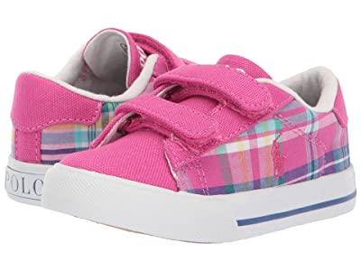 Polo Ralph Lauren Kids Easten II EZ (Toddler) Girl
