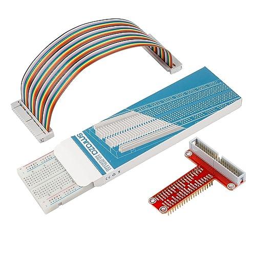 Raspberry Pi 3 GPIO Pin: Amazon com
