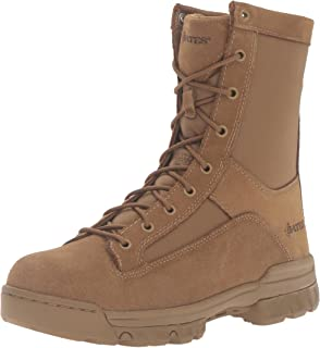 Bates Men's Ranger Hot Weather Coyote Military & Tactical Boot