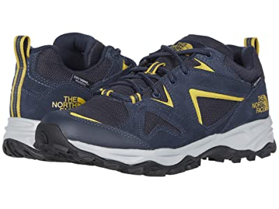 The North Face Trail Edge Waterproof (Urban Navy/Bamboo Yellow) Men
