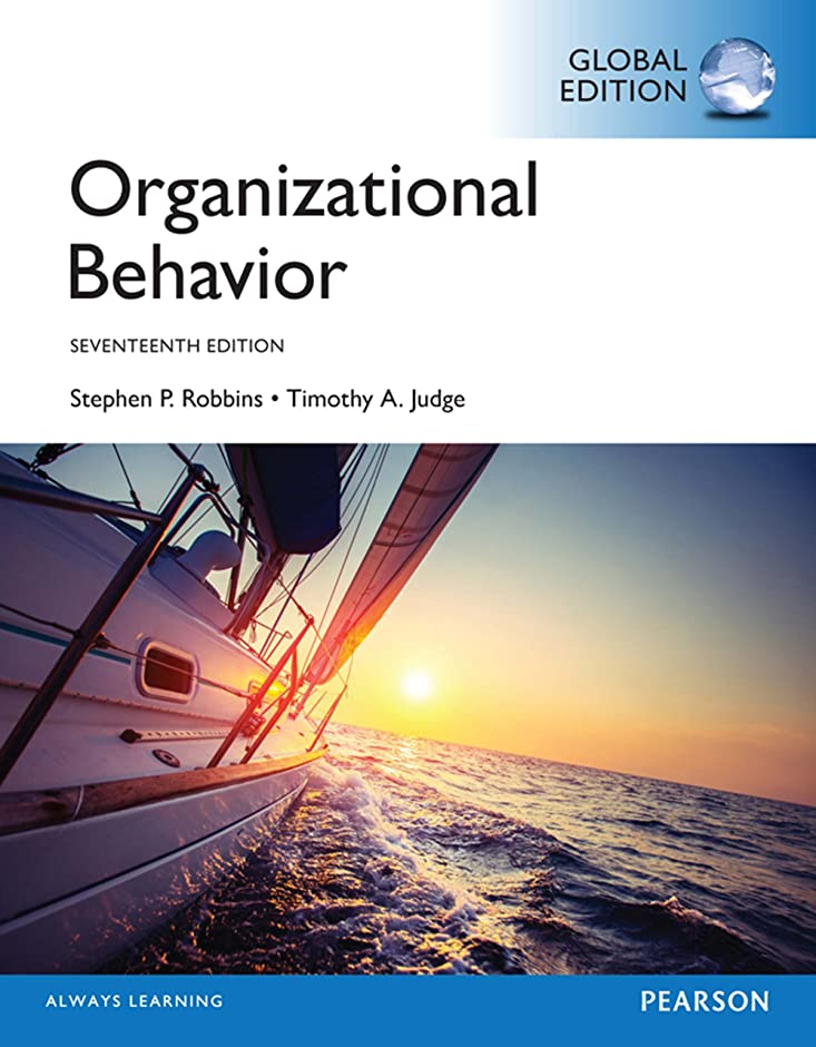 衝撃コンペ遵守するOrganizational Behavior, Global Edition (English Edition)