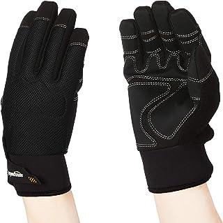 AmazonBasics Premium Waterproof Winter Plus Performance Gloves, Black, M