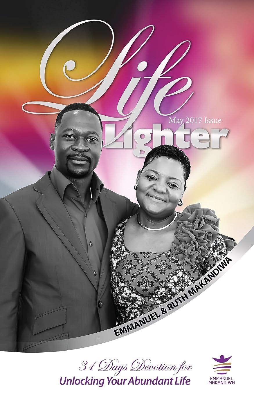 この透けるズボンLife Lighter May 2017: Unlocking Your Abundant Life (English Edition)