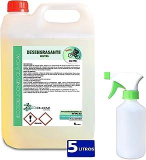 Ecosoluciones Químicas ECO-111 | 5 litros | Desengrasante