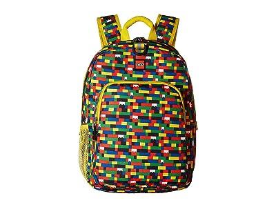 LEGO Brick Wall Heritage Classic Backpack