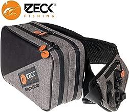 Box f/ür Wallerzubeh/ör Zeck Tackle Box WP L 34x22x5cm Angelbox f/ür Kleinteile zum Welsangeln Tacklebox f/ür Haken /& Wirbel