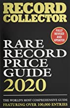 Rare Record Price Guide 2020